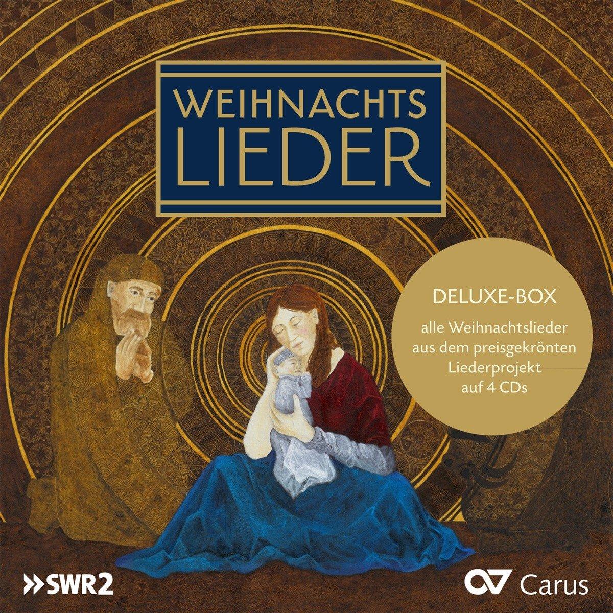 Weihnachtslieder aus aller Welt ( Deluxe-Box) - Jonas Kaufmann ...