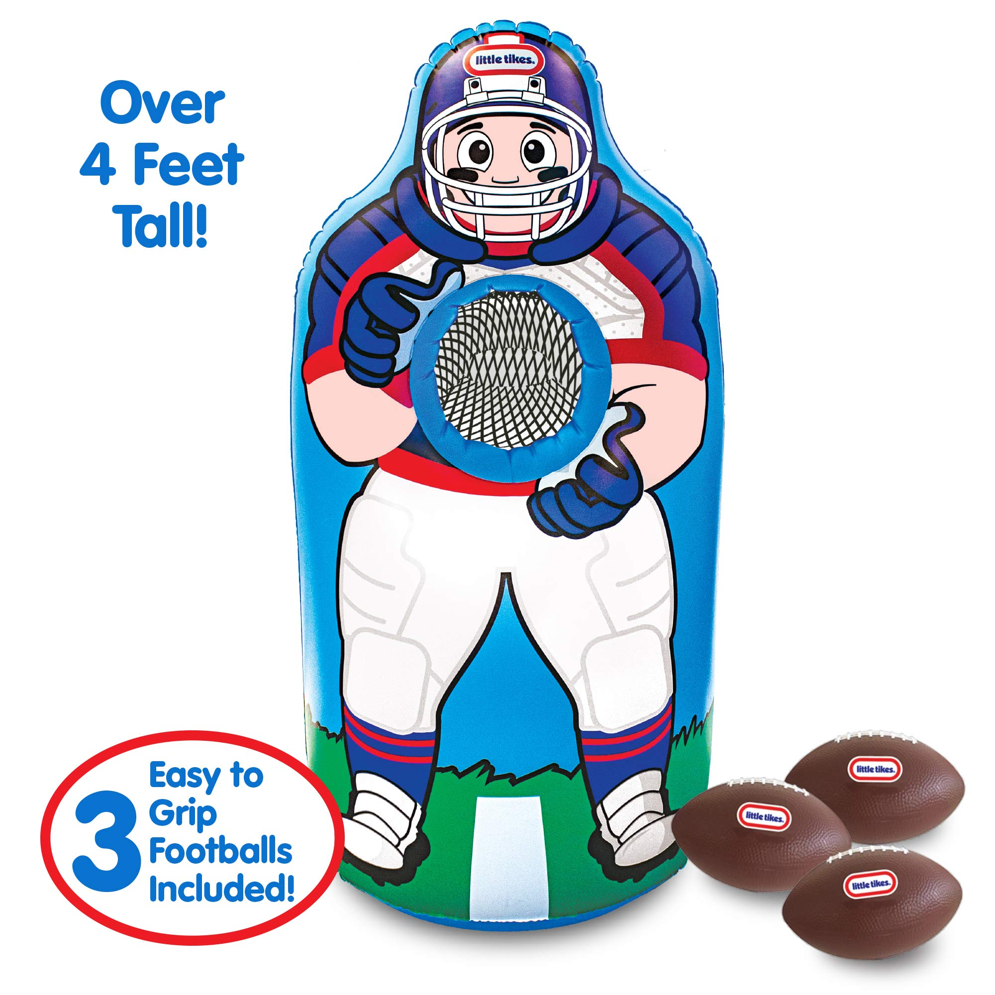 Little Tikes Inflatable Football Trainer by Little Tikes
