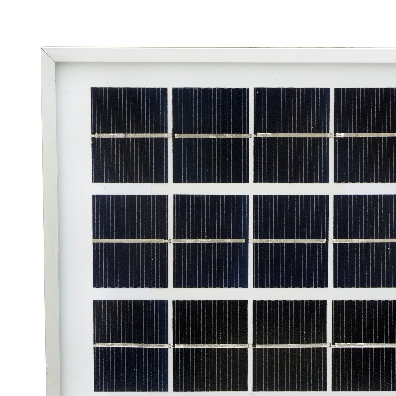 Eco Worthy 10w Solar Panel 10 Watt 12 Volt Pv Information About Short Circuit Current Cell On The Site Http Module Garden Outdoor