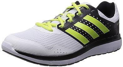 quality design 600cb fb384 adidas Duramo 7, Chaussures de Running Entrainement homme, Blanc  (WhiteSemi Frozen