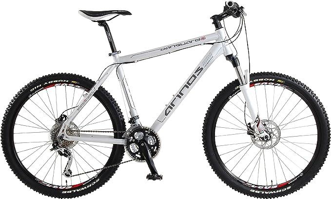 arinos 611140143 - Bicicleta de montaña Enduro, Talla L (173-182 cm), Color Blanco: Amazon.es: Deportes y aire libre