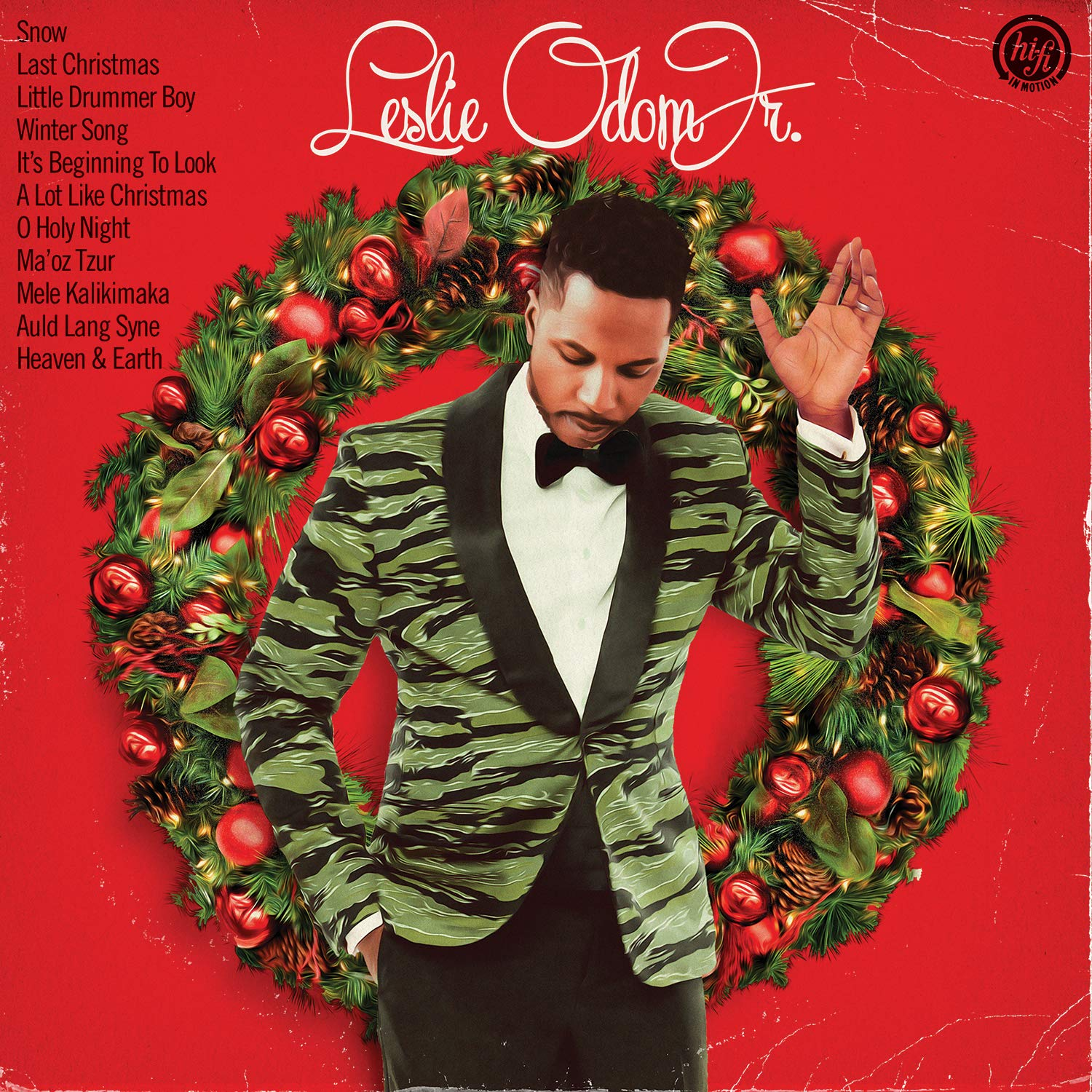 Leslie Odom Jr. - The Christmas Album - Amazon.com Music