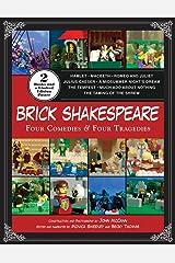 Brick Shakespeare: Four Tragedies & Four Comedies Paperback