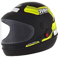 Pro Tork Capacete Sport Moto 788 60 Preto/Amarelo
