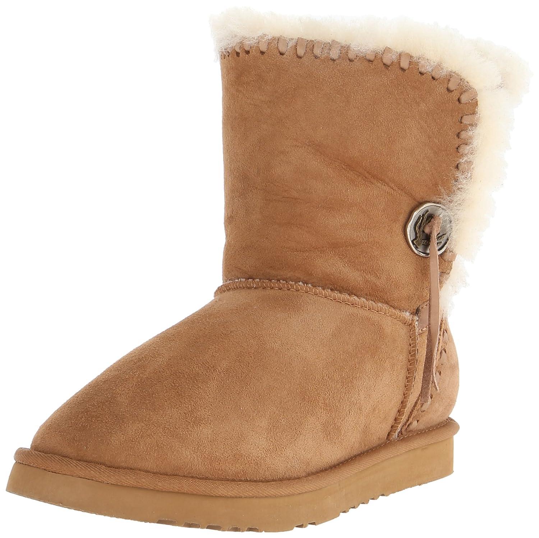 614525bbba8 Koolaburra Women's Trishka Short Shearling Boot: Amazon.co.uk: Shoes ...