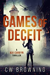 Games of Deceit (Kai Corbyn Series Book 1) Kindle Edition