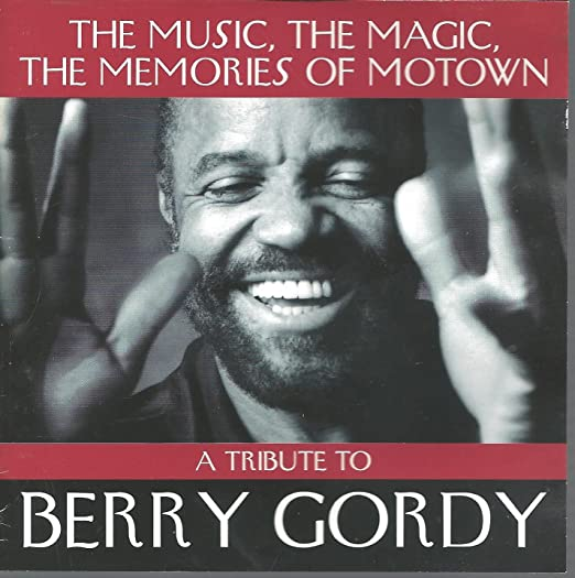 Amazon | A Tribute to Berry Gordy - The Music, the Magic, the Memories of  Motown | | ミュージック | ミュージック