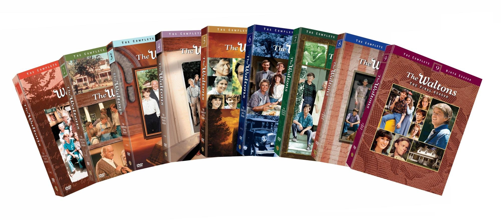 The Waltons: The Complete Seasons 1-9