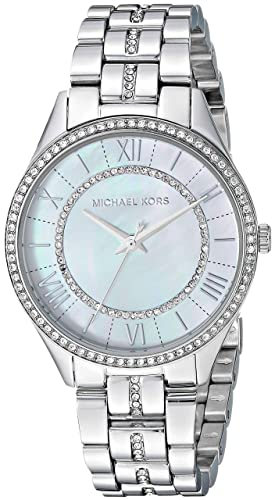 2947a26ca03d5 Michael Kors Womens Analogue Quartz Watch with Stainless Steel Strap  MK3900  Amazon.co.uk  Watches