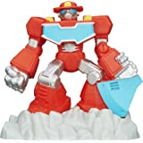 Transformers Playskool Heroes Rescue Bots Beam Box Heatwave The Fire-Bot Game Pack