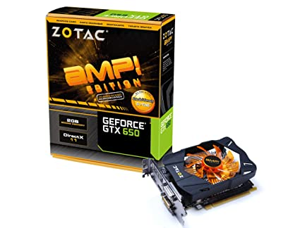 Zotac ZT-61003-10M GeForce GTX 650 2GB GDDR5 - Tarjeta ...