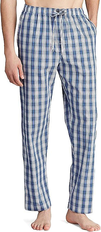 Polo Ralph Lauren Mens Multi-pony Pj Woven Pajama Pants