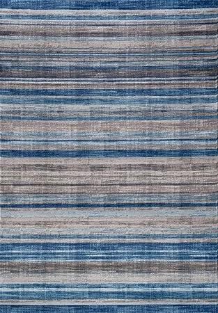 Amazoncom 2386 Gray Blue 65x92 Area Rug Modern Carpet Large