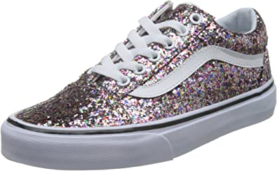 Vans Old Skool Womens Sneakers Multi