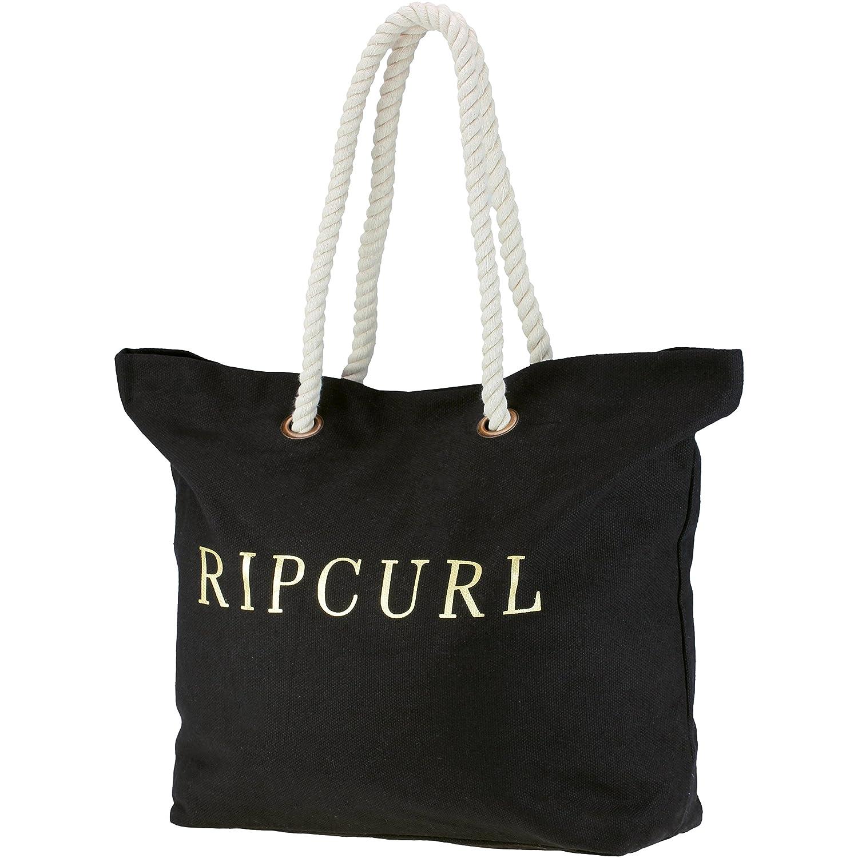 RIP CURL Mujer Sun N Surf Beach Bag Funda, Color Negro, tamañ o 55 x 14 x 42 cm tamaño 55 x 14 x 42 cm RIPA5|#Rip Curl LSBIG4
