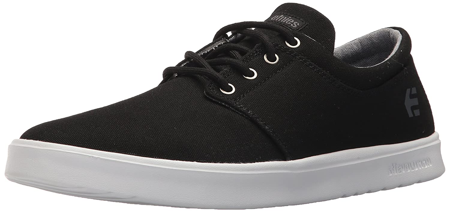 Etnies Men's Barrage Sc Skate Shoe 9.5 D(M) US|Black/Grey/White