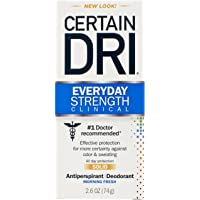 Certain Dri Everyday Strength Clinical Antiperspirant Deodorant