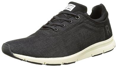 G-STAR RAW Grount, Sneakers Basses Homme, Noir (Black), 42 EU