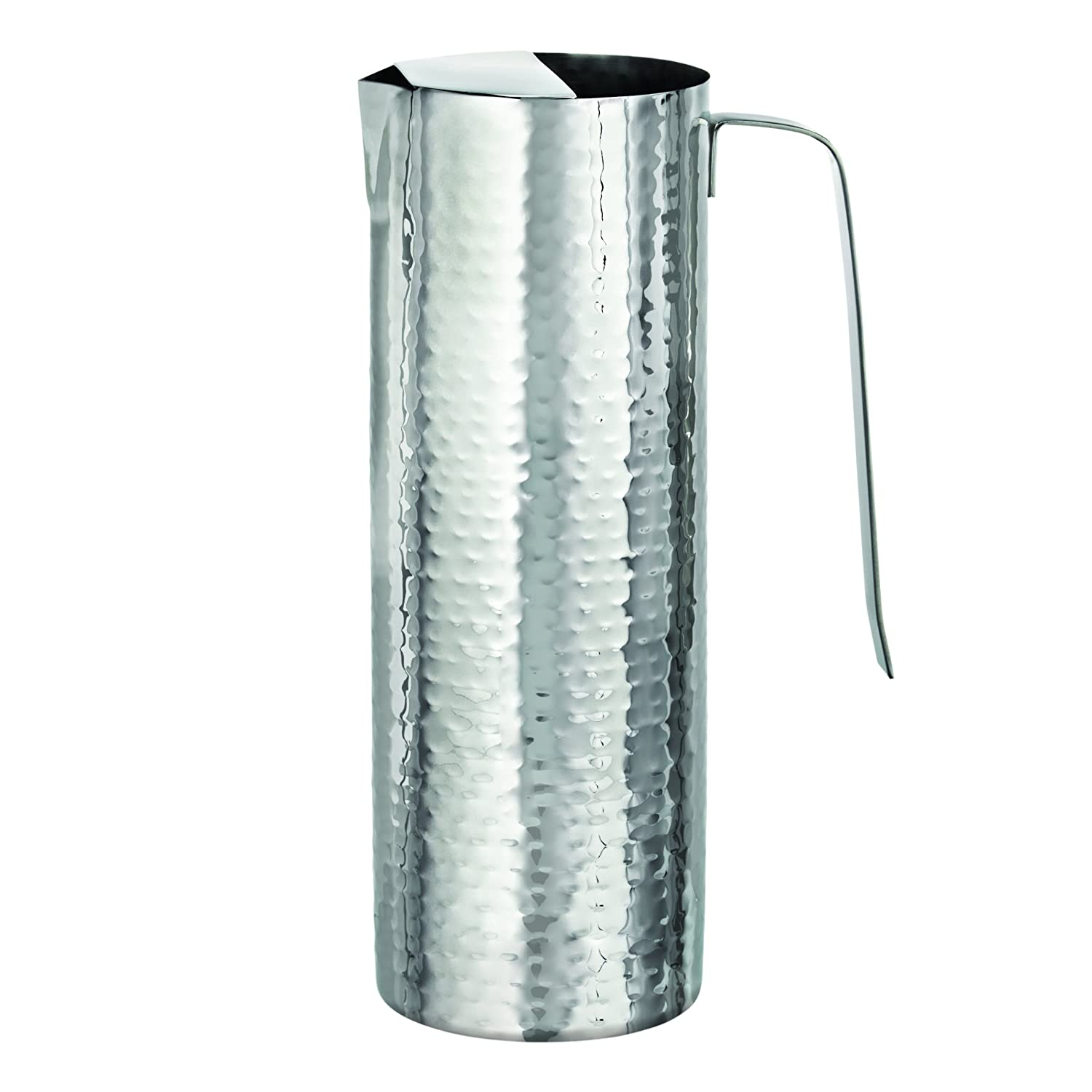 amazoncom  marquis by waterford vintage stainless steel pitcher  - amazoncom  marquis by waterford vintage stainless steel pitcher flatwareforks carafes  pitchers