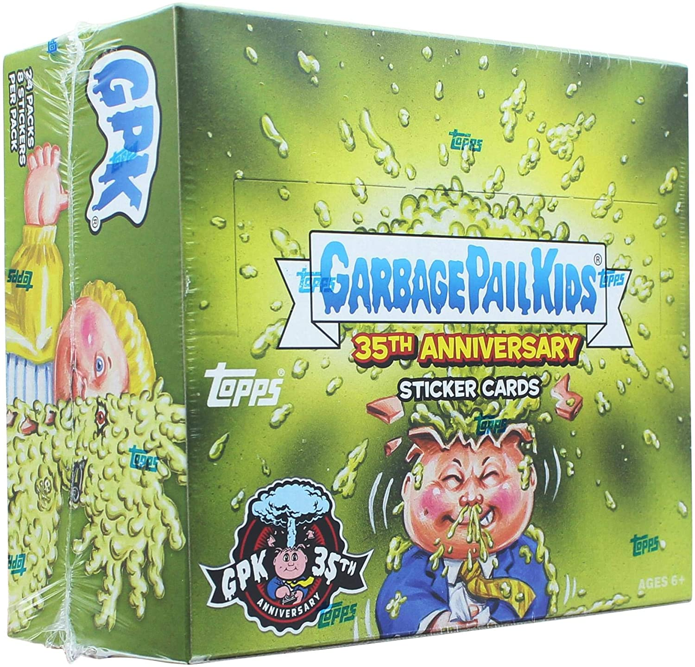 2020 Topps Garbage Pail Kids Series 2 Trading Card box 24 pks//bx