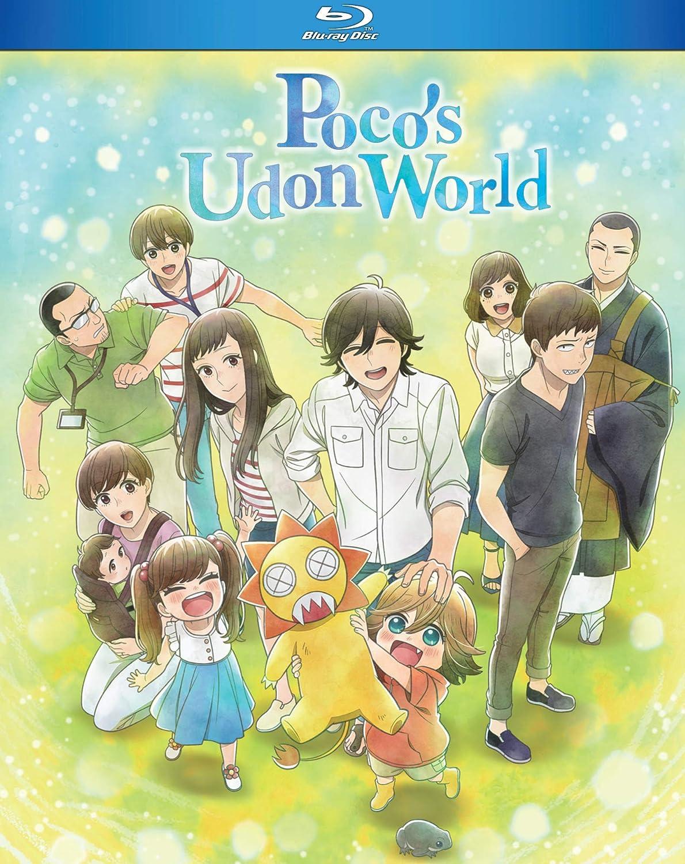 Poco's Udon World Blu-ray (Sub Only)