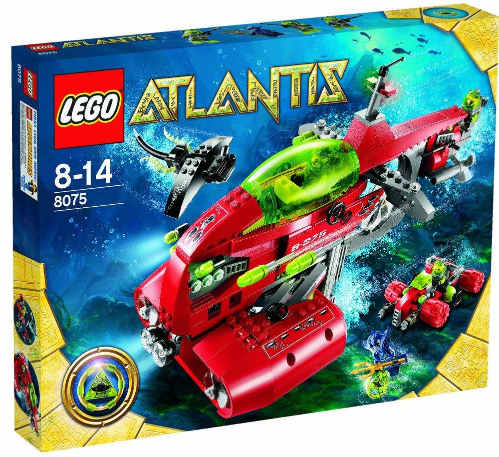 レゴ (LEGO) アトランティス ネプチューンキャリア 8075   B002KCNV2U