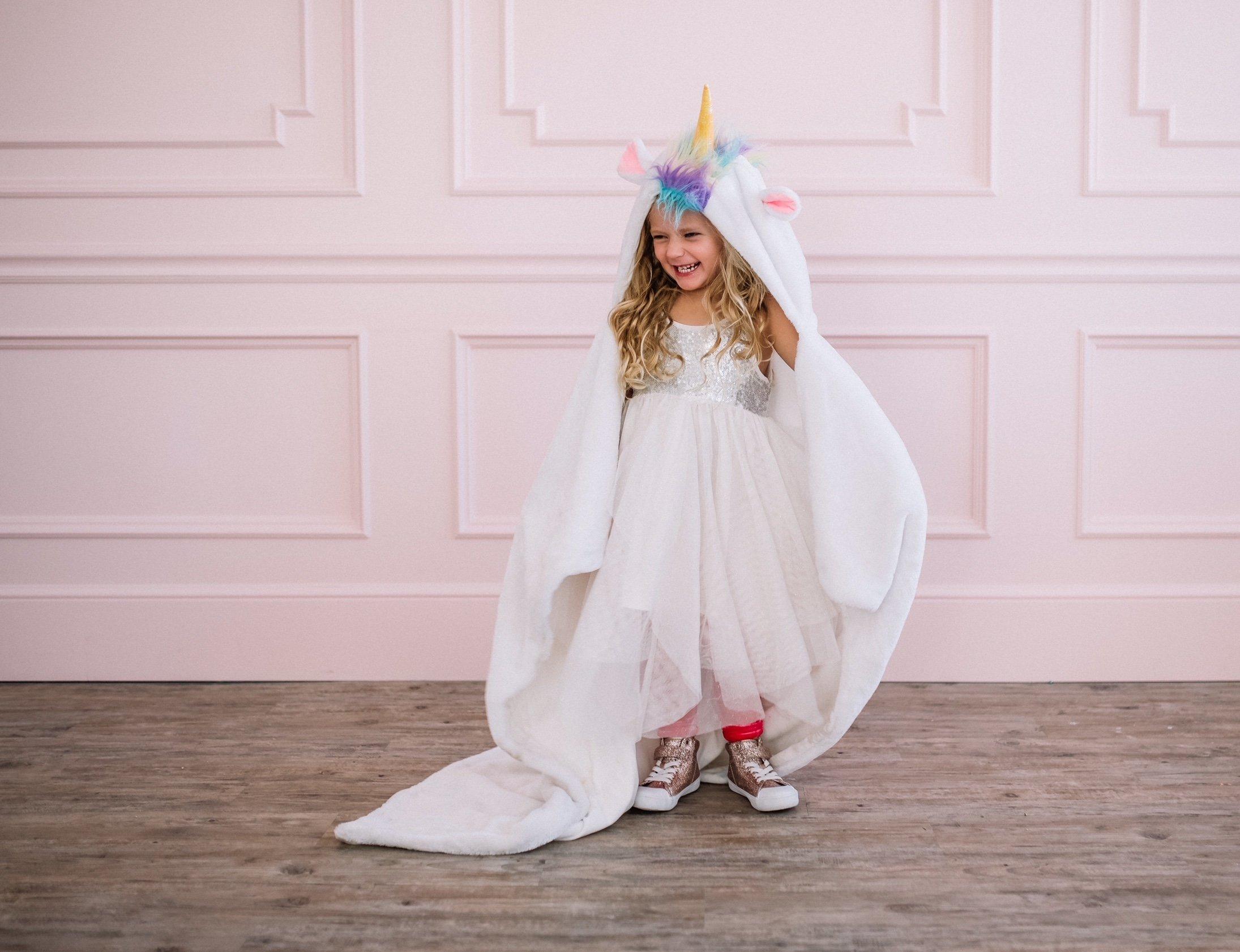 JaceyLane - Unicorn Blanket | Comfortable Soft Mink Fabric Blanket| by JaceyLane (Image #6)