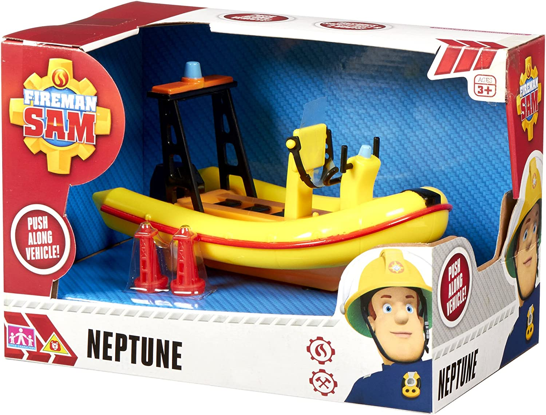 Fireman Sam Neptune Boat