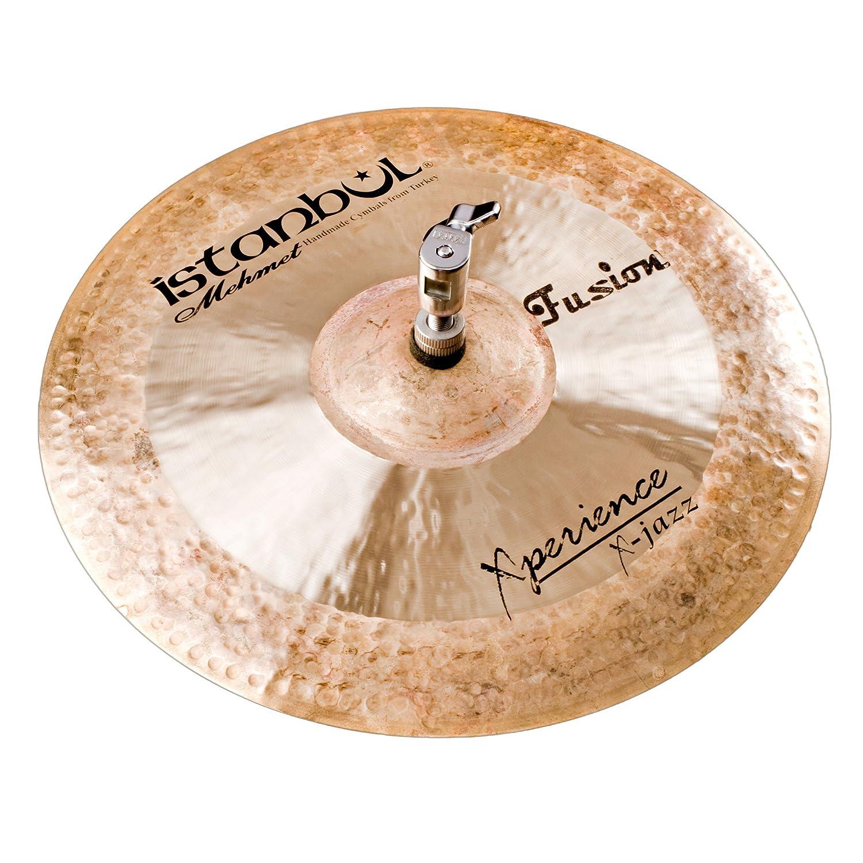 Istanbul Mehmet Cymbals X-Perience Series X-Jazz Heavy Hi-Hat Cymbals XXJ-FHHH (13.5) 13.5  B00KBUJEPQ