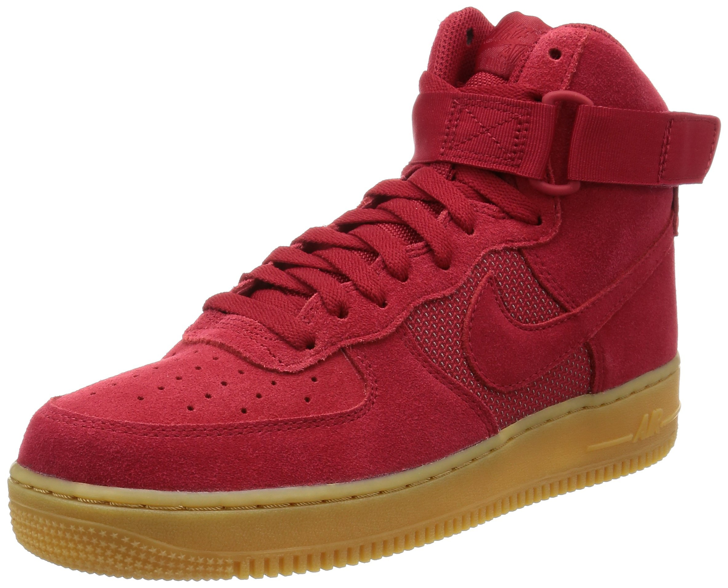 Air 07 Red High Nike Mens Sneakers 1 Lv8 9 5 Force ED29YeWHIb