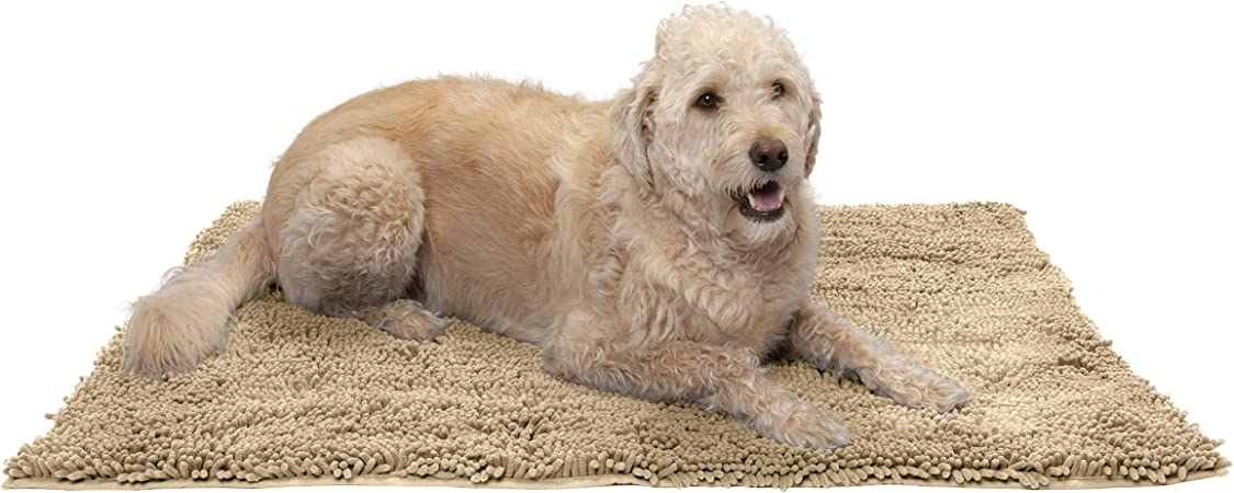 Furhaven Pet Dog Mat   Muddy Paws
