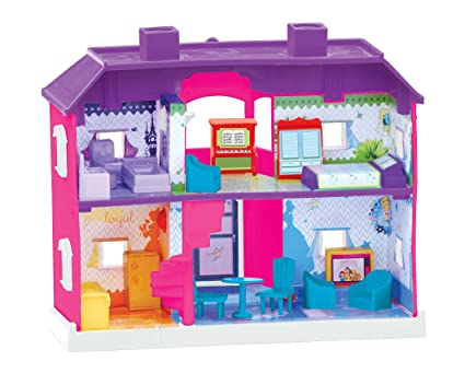 Buy Toyzone Princess Doll House Online At Low Prices In India