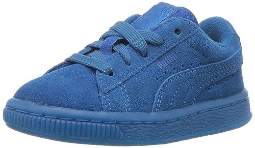 c9a0d8080b549b PUMA Kids  Suede Iced Sneaker