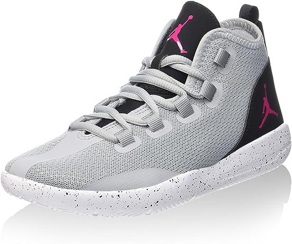 Nike Jordan Reveal GG, Zapatillas de Baloncesto para Niñas, Gris ...