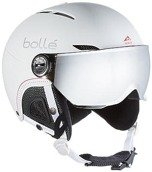 963e7e4d77 bollé Casco de esquí Juliet Visor: Amazon.es: Deportes y aire libre