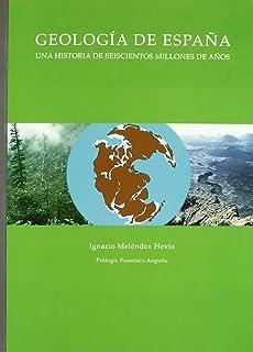 Geología de España (Geología y Geofísica): Amazon.es: Vera, J.A.: Libros