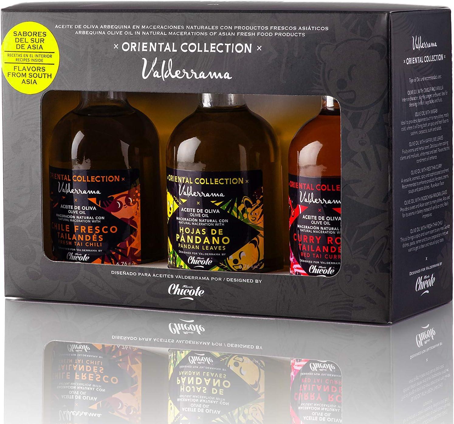 Valderrama Oriental Collection - Estuche Regalo 3 Botellas ...