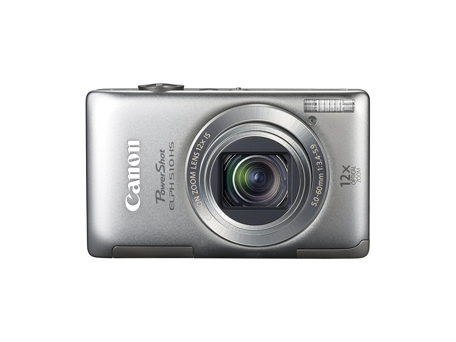 amazon com canon powershot elph 510 hs 12 1 mp cmos digital camera rh amazon com Canon ELPH 500 HS Review canon powershot a510 manual