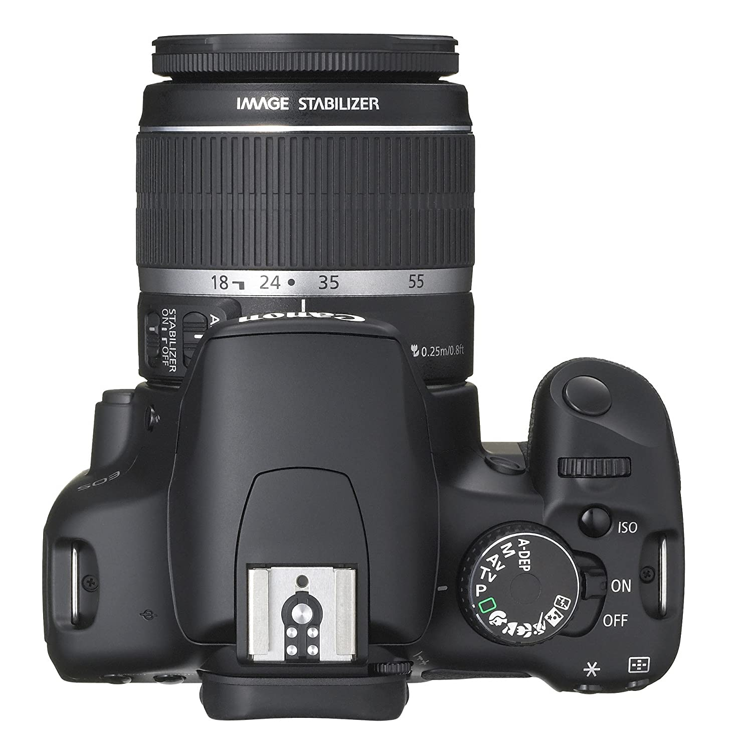 Amazon Canon Rebel XSi DSLR Camera with EF S 18 55mm f 3 5 5 6 IS Lens OLD MODEL Used Canon Rebel Camera &