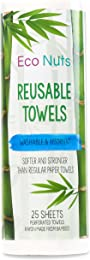 Eco Nuts Reusable Towels