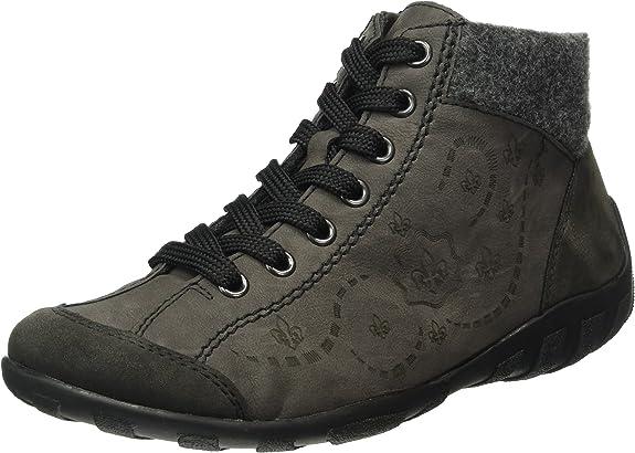 Rieker L6548, Sneakers Hautes Femme