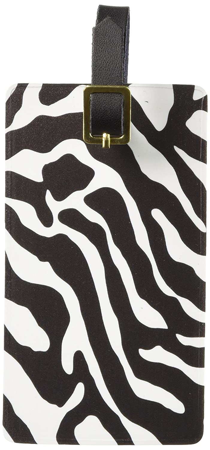 adbcd676b4 hot sale Graphics   More Zebra Print Black Luggage Tags Suitcase Carry-on  Id