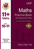 11+ Maths Practice Book with Assessment Tests (Ages 10-11) for the CEM Test