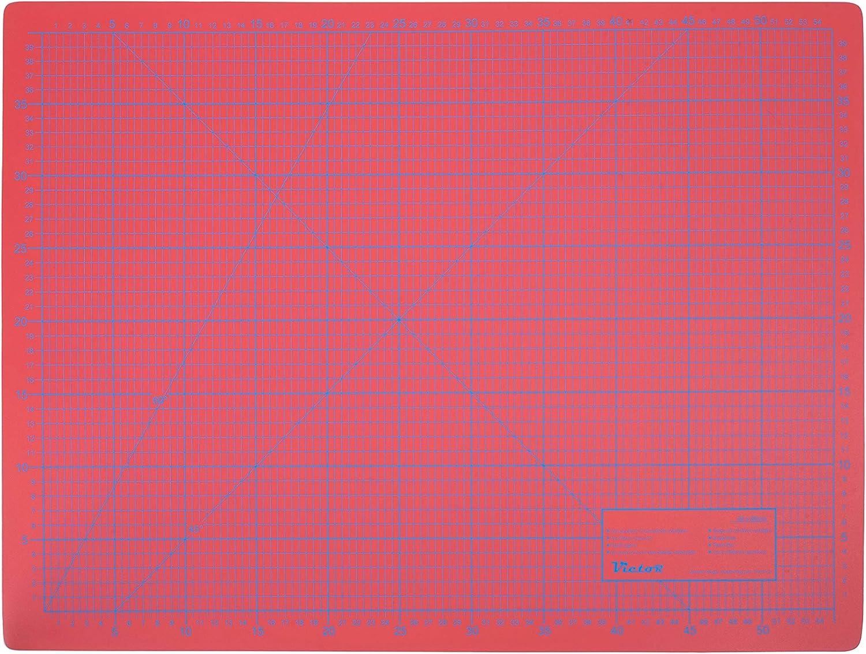 in Diversi Colori A2 45 x 60 cm Victor Tappetino da Taglio autorigenerante