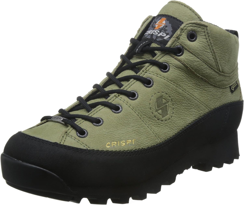 CRISPI Monaco Tinn GTRX Nutria Trekking Shoes