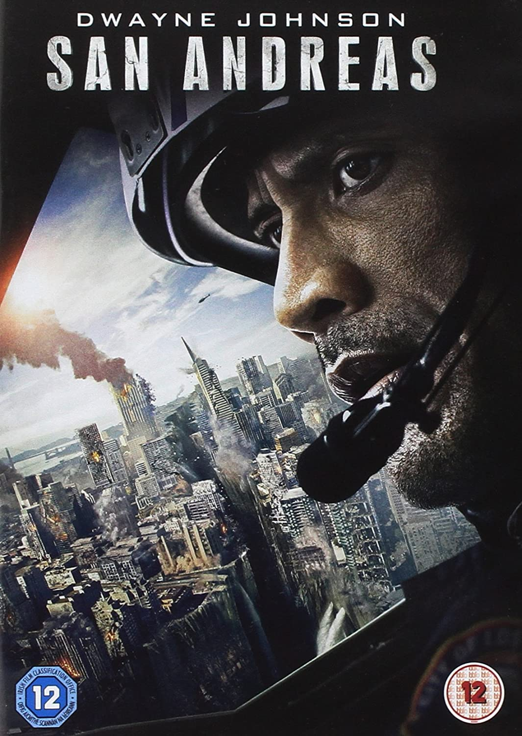 what is san andreas based on movie