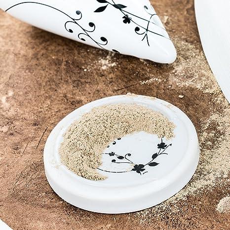 aromandise polvere Sandalo, estratti di piante, naturale, 10?x 10?x 3,5?cm