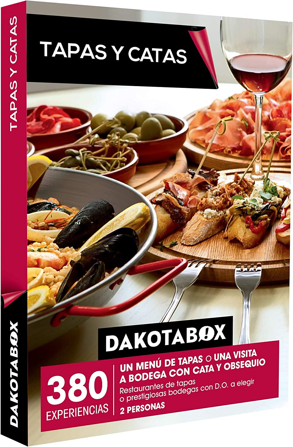 tapas y catas dakotabox