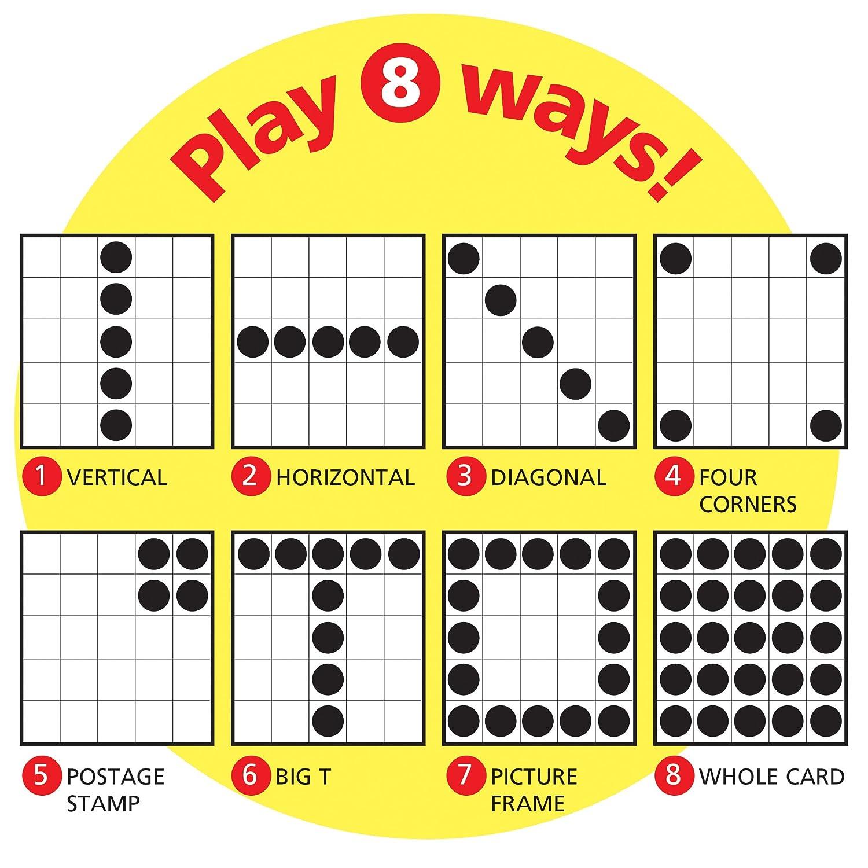 Parts of Speech Bingo Game TREND enterprises Inc T-6134 ...