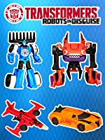 NEW TRANSFORMERS ROBOTS IN DISGUISE LEGION CLASS WAVE 6